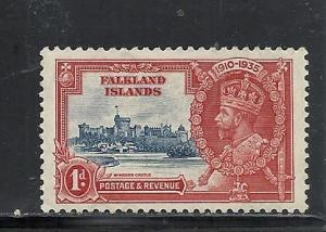 Falkland Islands #77 mnh cv $3.50