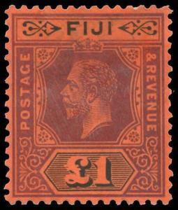 Fiji Scott 79-92 Gibbons 125-137 Mint Set of Stamps