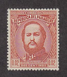 Paraguay Scott #443 MH