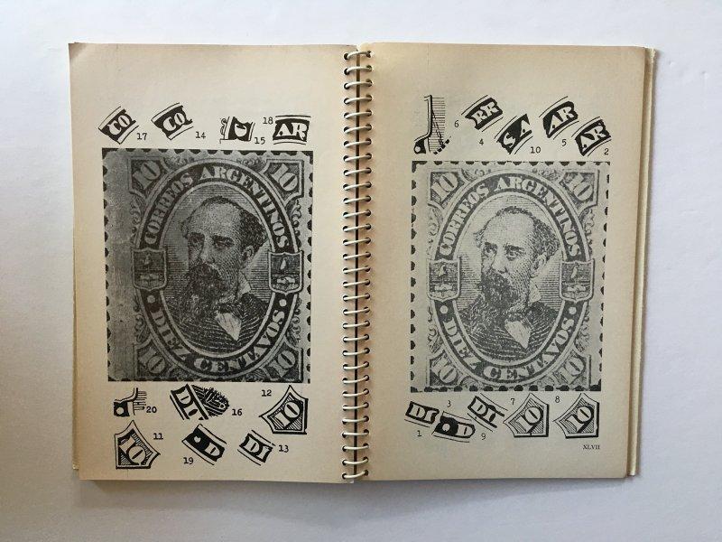 Los Secretos de la Kidd. Argentina 1888-1890 Issue Specialized Catalogue