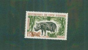 Ivory Coast 207 MH BIN$ 1.40