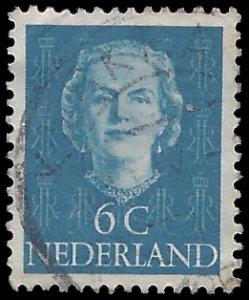 Netherlands #307 1949 Used