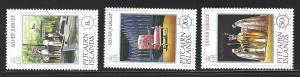 Pitcairn Island   mnh sc 160 - 162