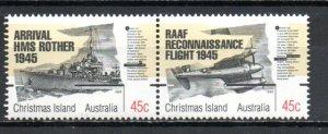 Christmas Island 373 MNH