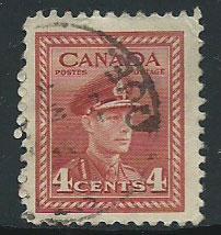 Canada SG 380  FU perf 12