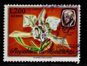 Honduras  Scott C640 Used Airmail stamp