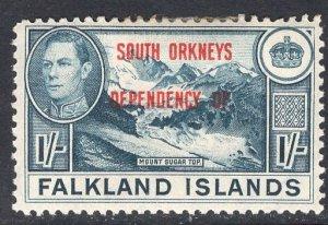 FALKLAND ISLANDS SCOTT 4L8