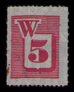 WWII US VINTAGE WAR RATION COUPON STAMP, SEE SCAN (V536)