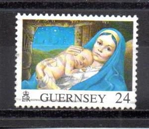Guernsey 581 used