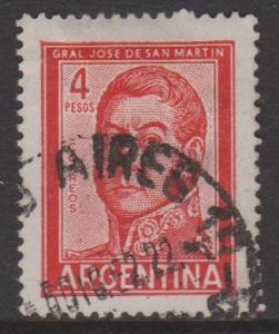 Argentina Sc#694 Used