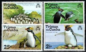 Tristan Da Cunha #191-4   MNH CV $15.35 (X1290)