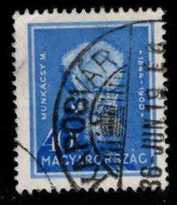Hungary Scott 477 Used portrait stamp