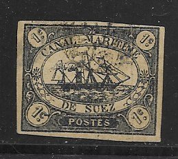 Egypt Canal issue non Scotts, you determine the value