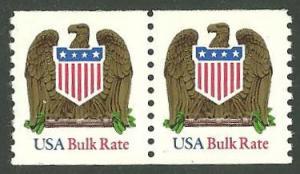 US #2604 Coil Pair  20