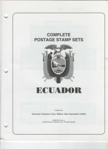 Ecuador Collection **