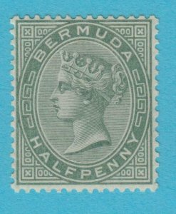 BERMUDA 18 MINT HINGED OG *  NO FAULTS VERY  FINE !