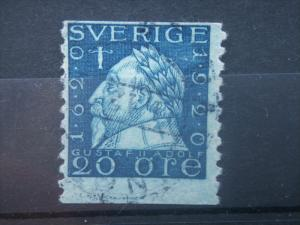 SWEDEN, 1920, used 20o, Adolphus Scott 164