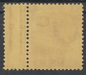 ANTIGUA 1921 KGV SHIP 3D MNH ** WMK MULTI SCRIPT CA