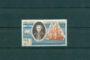 Fr. Antarctic Terr - FSAT - Sc# 20. 1960 Tremarec. MNH $27.50.
