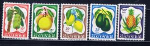 Guinea 175-79 1959 Fruits