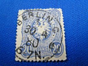 GERMANY - SCOTT # 32a  -   Used       (kb)