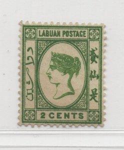 Malaya Labuan - 1880-82 - SG5 - 2c - no gum #660