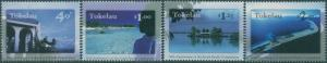 Tokelau 1997 SG264-267 South Pacific Commission set MNH