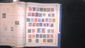 GREAT BRITAIN COLLECTION, MINT/USED