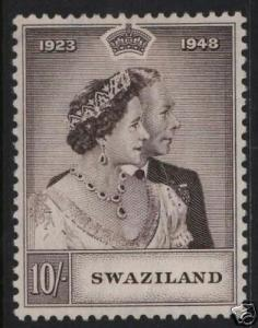 Swaziland #49 VF Mint