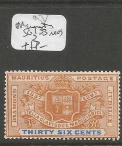 Mauritius SG 133 MOG (3chi)