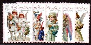 GIBRALTAR 1029-33 MHR SCV $8.75 BIN $4.40 RELIGION