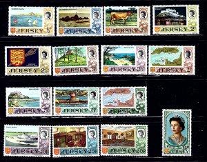 Jersey 34-48 MH 1970-71 set