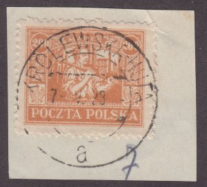 Poland 189 Miner  1922