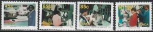 South Africa-Venda, #261-264 Unused  From 1993