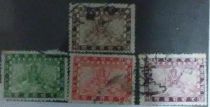 Nepal 21-4 (1907)