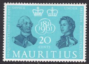 MAURITIUS SCOTT 267