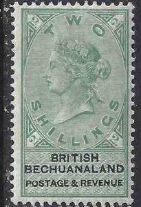Bechuanaland 1887 SC 17 MLH SCV $70.00