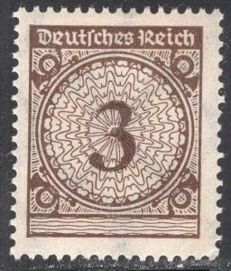 GERMANY SCOTT 323