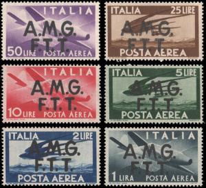 Italy- Trieste C1-C6 mlh