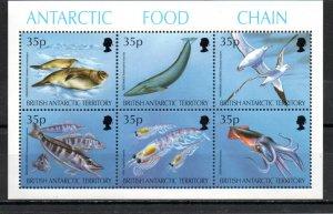 British Antarctic Territory 230 MNH .