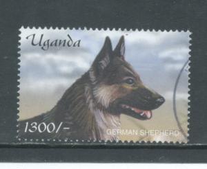 Uganda  1723b  VF Used