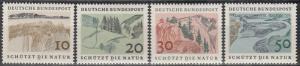 Germany #1000-1003  MNH (S1964L)
