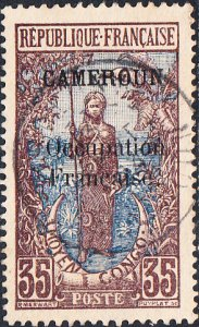 Cameroun #139 Used