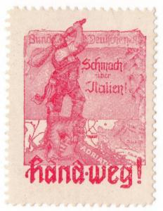 (I.B-CK) Germany (Great War) Cinderella : Italy's Shame