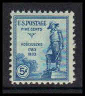 734 Just Clears MNH K2142