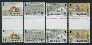 1977 Isle of Man Boy Scout gutter pairs