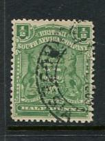 Rhodesia #59 Used