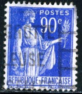 FRANCE #276 , USED - 1938 - FRAN223AFF8