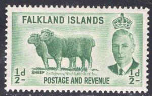 FALKLAND ISLANDS SCOTT 107