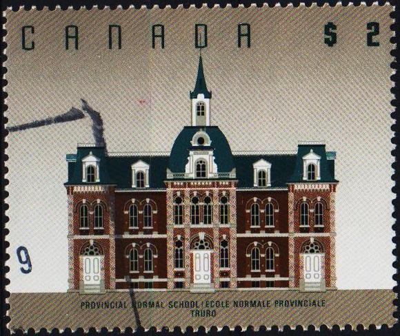 Canada. 1991 $2 S.G.1480a Fine Used